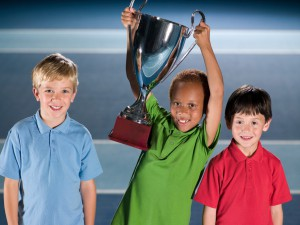 Trophies for kids